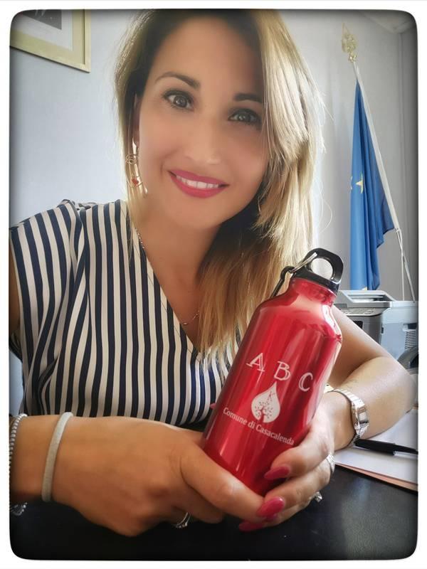Sabrina Lallitto, sindaco casacalenda