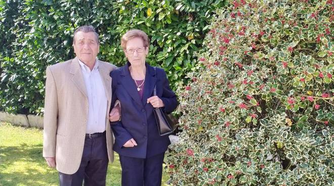 80esimo compleanno coniugi DI MAIO N e FRATIPIETRO G.