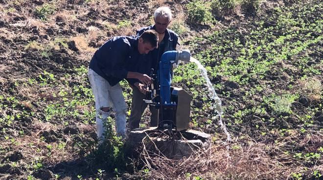 colonnine irrigazione