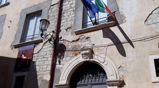Campobasso palazzo Pistilli