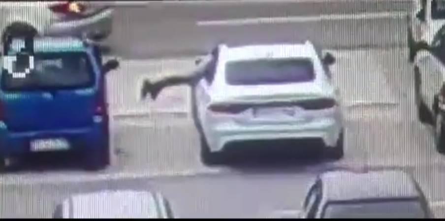 Furto auto Foggia