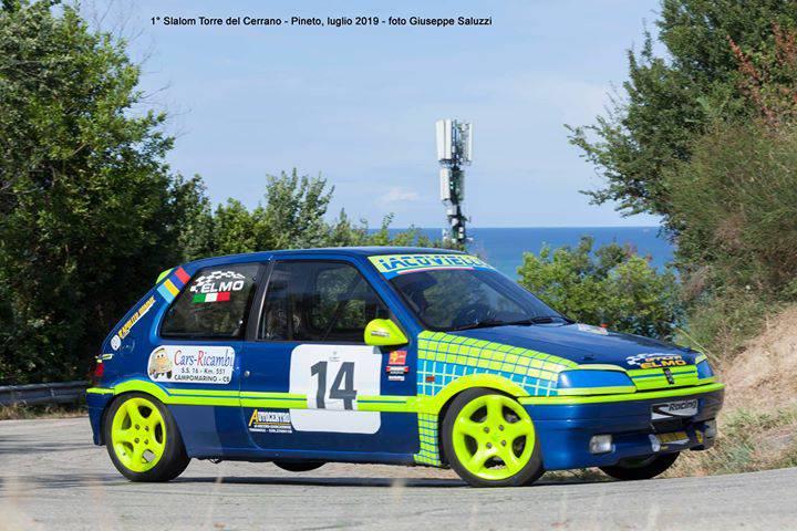 marco iacoviello Rally