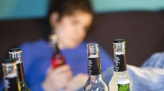 minori alcolici