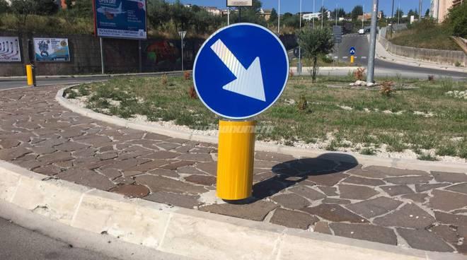 segnaletica Campobasso