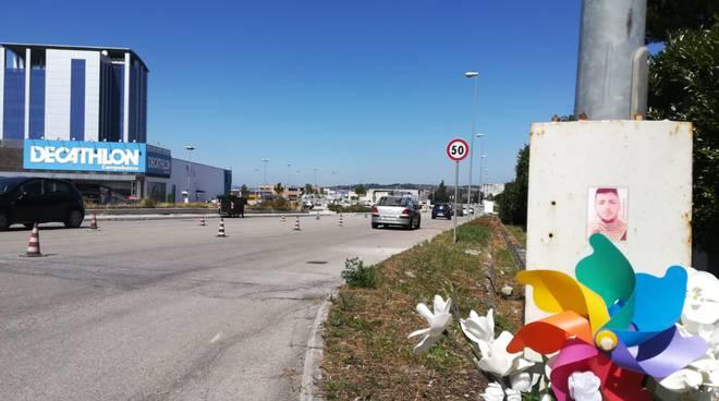 incrocio zona industriale Campobasso Gianmarco Di Vico
