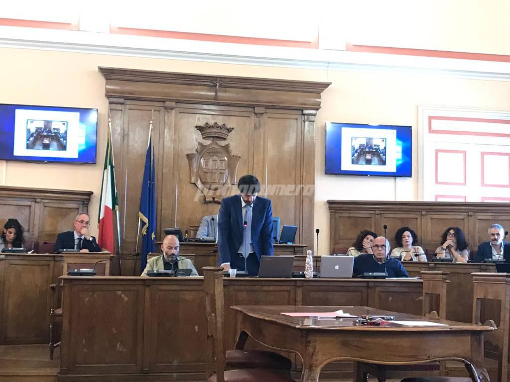 Consiglio comunale Campobasso