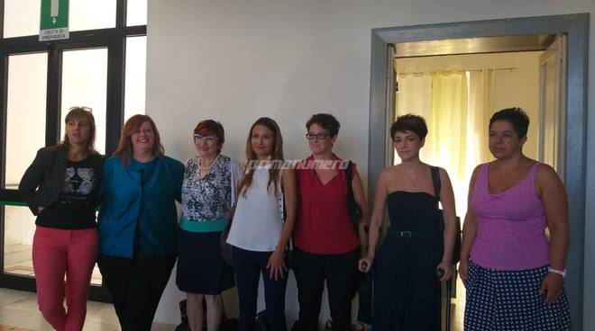 conferenza donne democratiche termoli