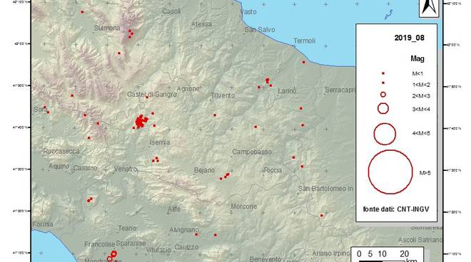 molise e terremoti pagina facebook