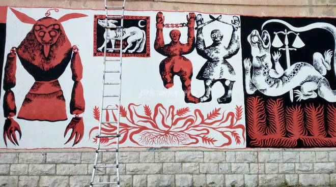Murales Campobasso
