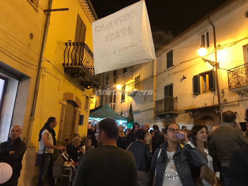 via Ziccardi Borgo antico Campobasso
