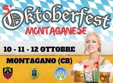 oktober fest MOntagano