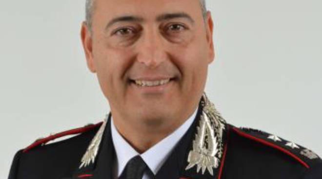 mennilli comandante Carabinieri Campobasso