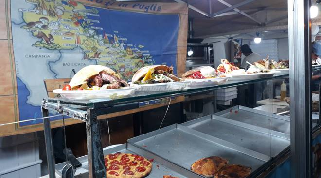 Street food Campobasso