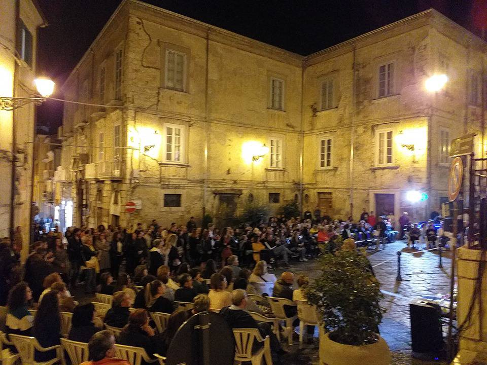 piazza San Leonardo Campobasso