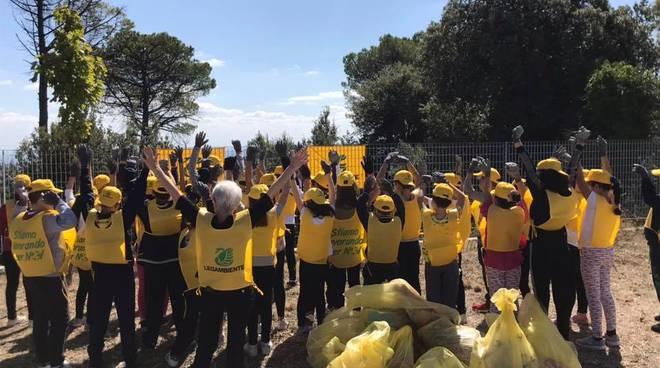 puliamo il mondo scuola santa croce