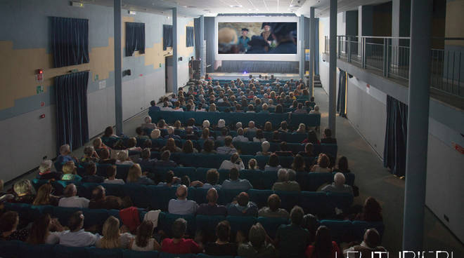 cinema proiezione I futurieri