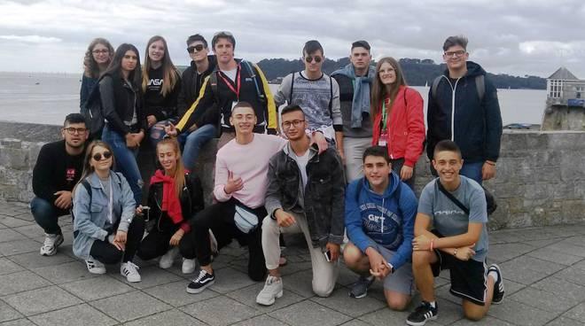 studenti di casacalenda nel regno unito