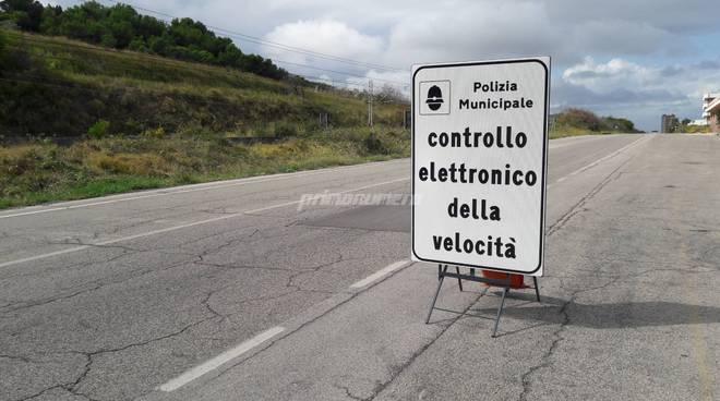 Autovelox statale 16 municipale Termoli