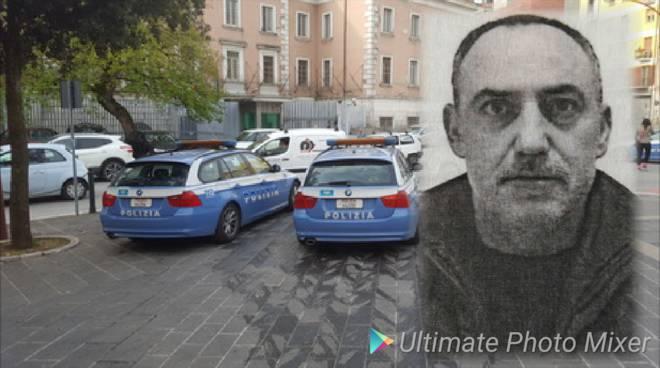 detenuto albanese evaso