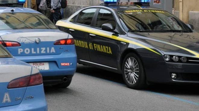 finanza e polizia