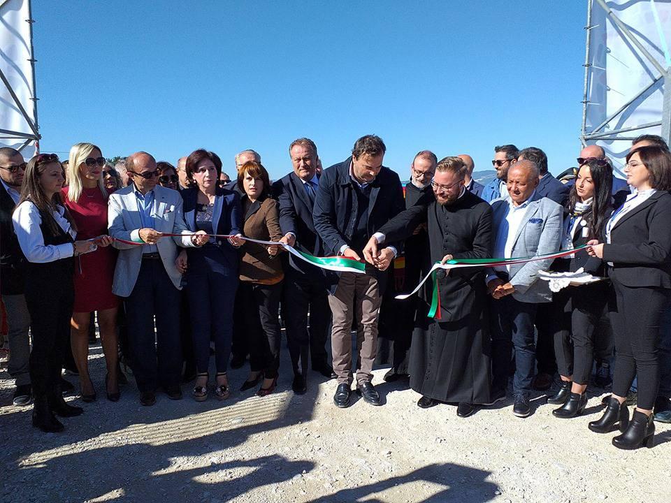 inaugurazione fiera larino 2019