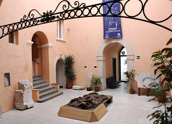 museo sannitico cb