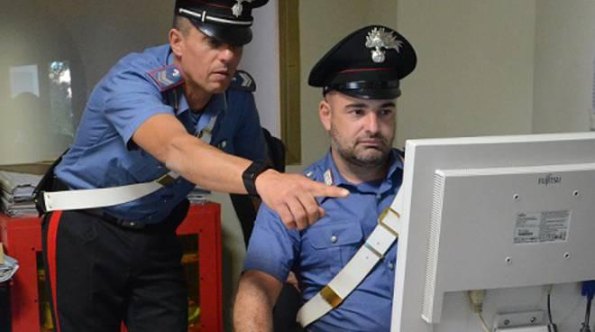 carabinieri isernia Truffa