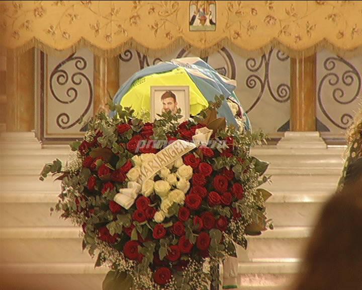 Funerali Gennaro Bojano