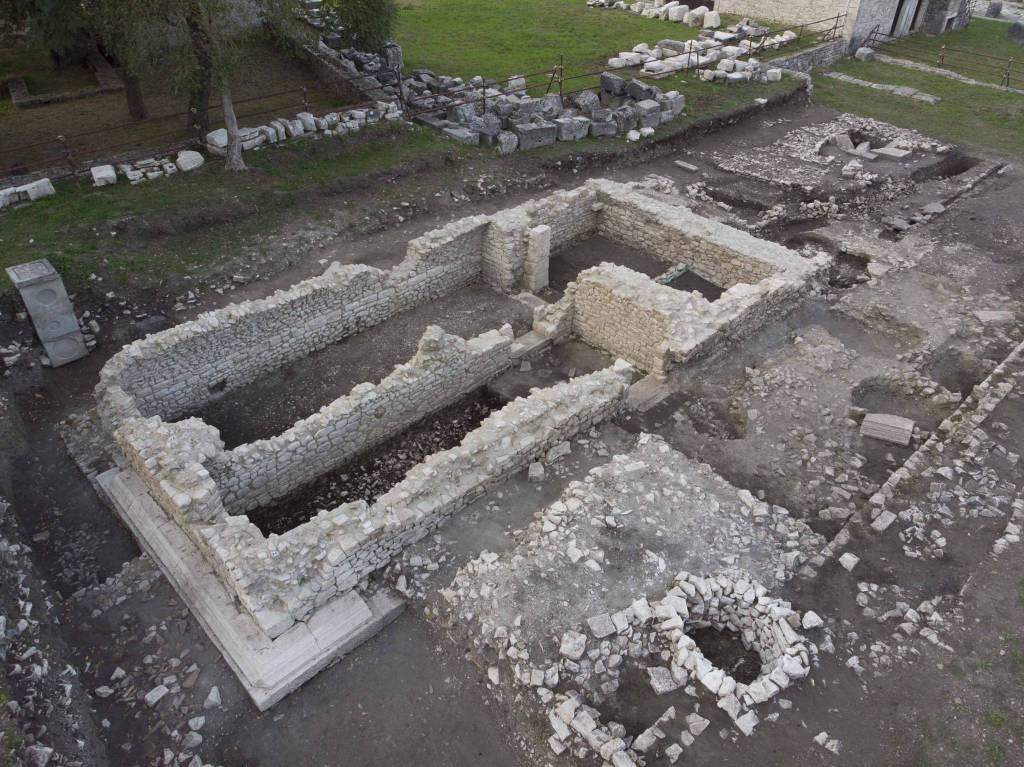 Altilia scavi nuovo tempio