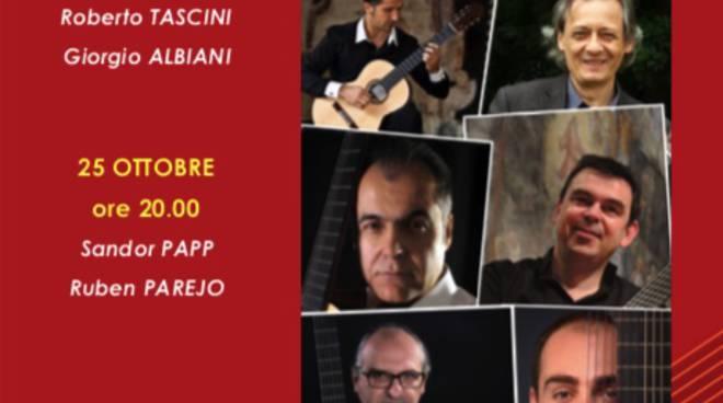 festival internazionale chitarristico