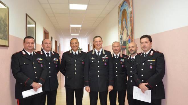 Gaeta Mennilli Carabinieri Campobasso