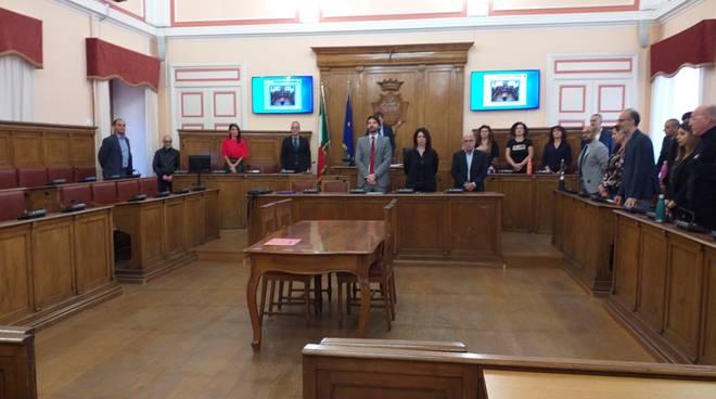 consiglio comunale senza opposizione Campobasso