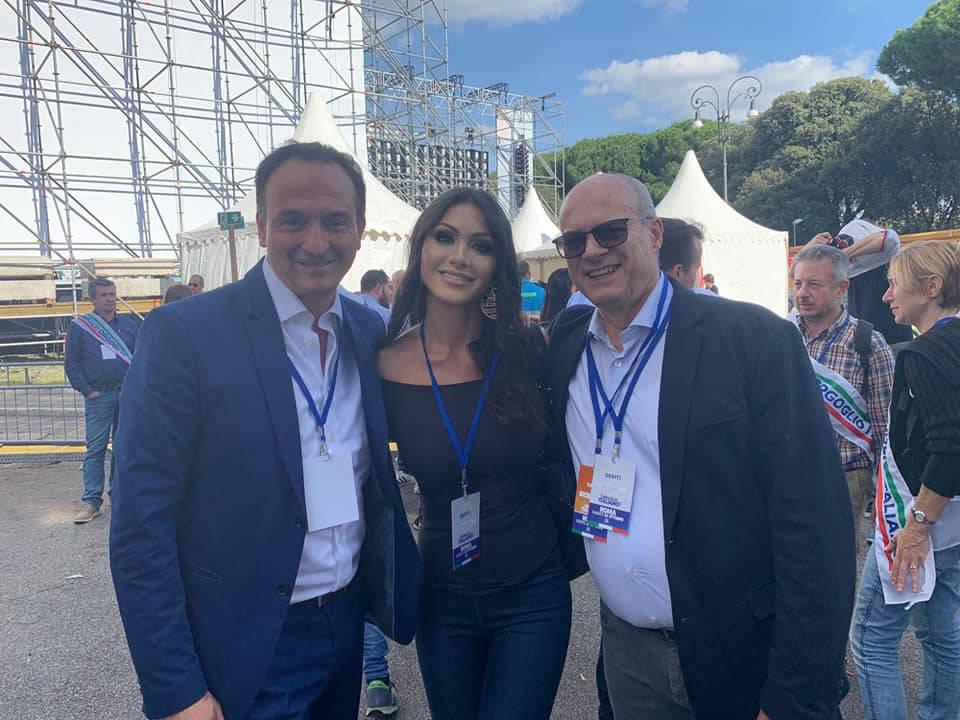 Forza Italia a Roma Tartaglione Toma
