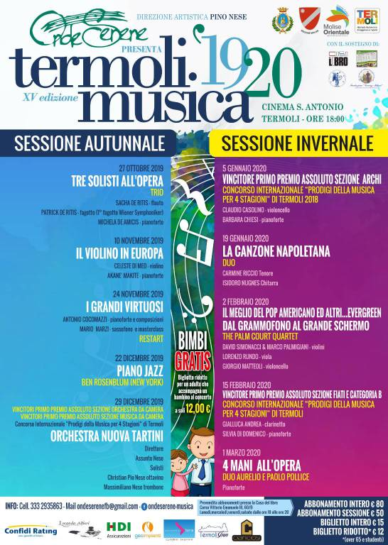 locandina TermoliMusica 2019 2020