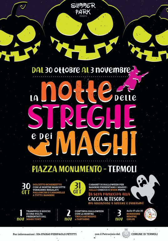 notte streghe