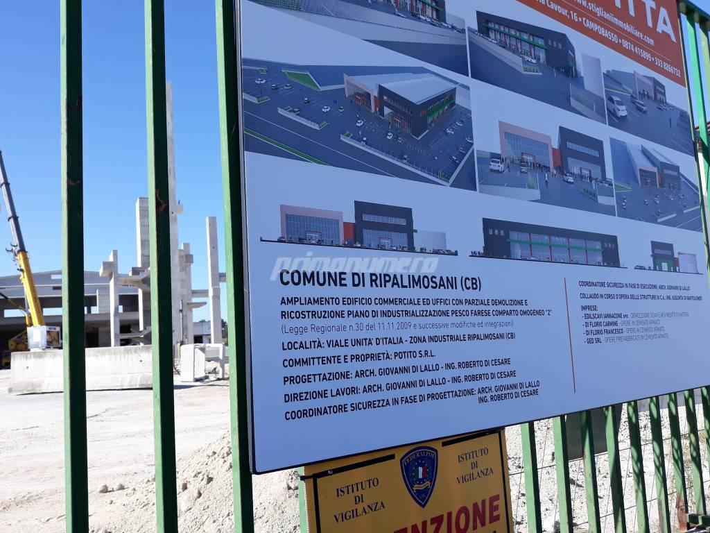 Nuovo centro commerciale Campobasso