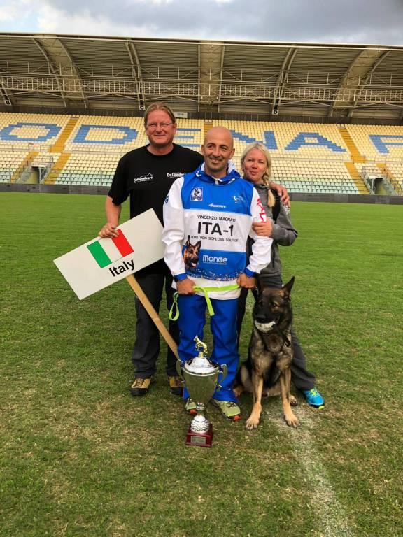 magnati addestratore cani
