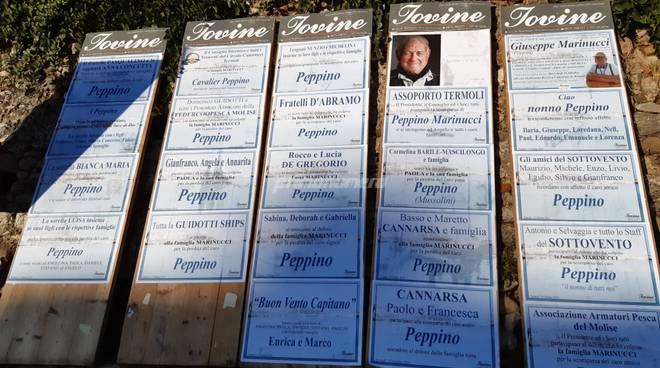 Manifesti Peppino Marinucci