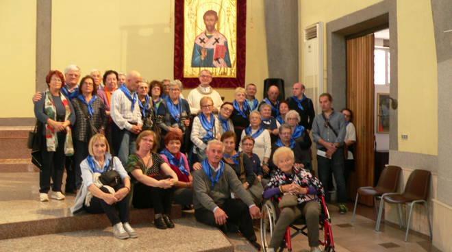 pellegrini in vista a Termoli