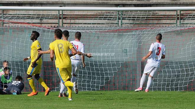 Gol Gentile - 1-0 Vastogirardi