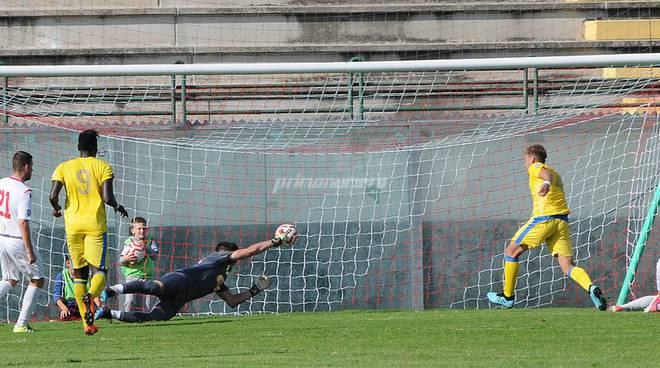 Il raddoppio di Lepore, 2-0 Vastogirardi