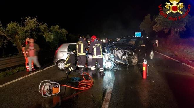 venafro incidente