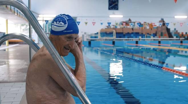 Antonio Casolino nuoto