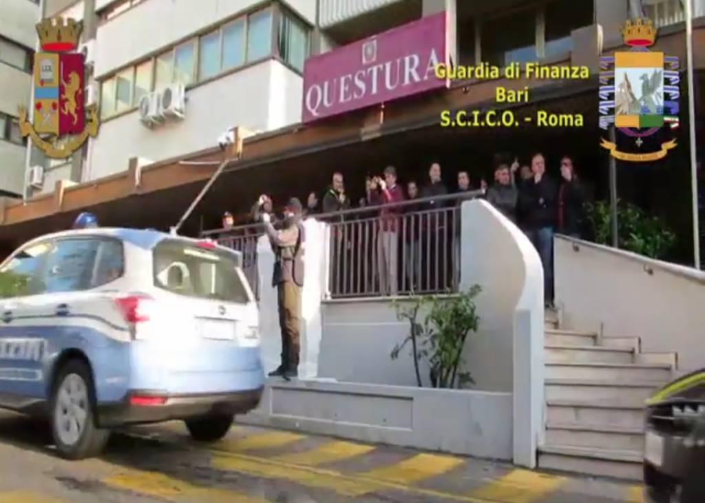 Arresti antimafia Gargano