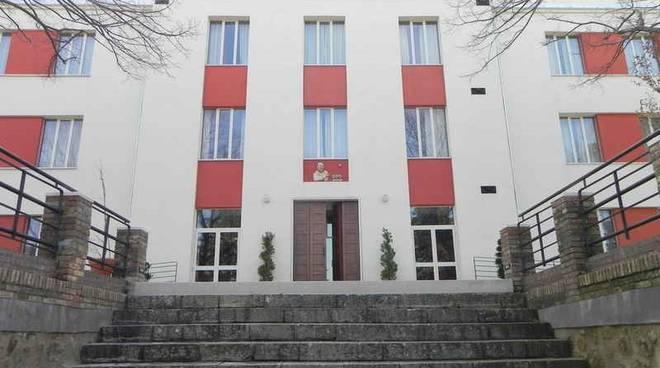 casa di formazione diocesana Larino