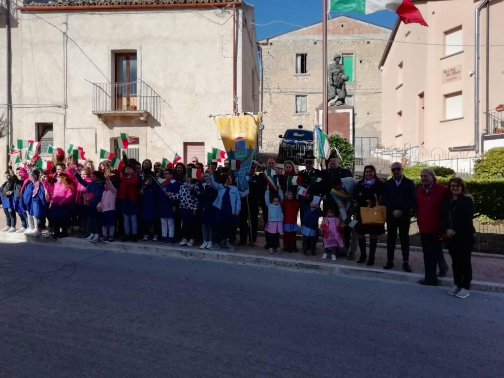 commemorazioni 4 novembre- montecilfone