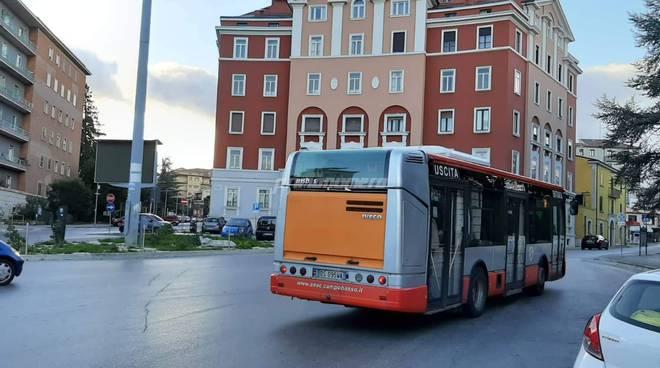 Autobus Seac Campobasso