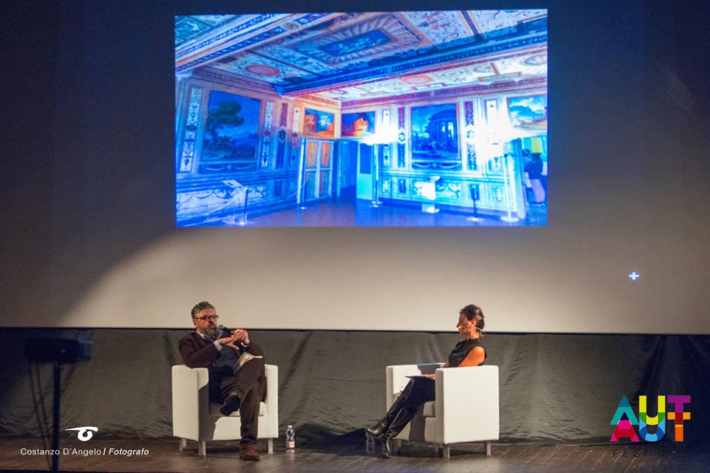 Ettore Maria Colombo Aut Aut Festival
