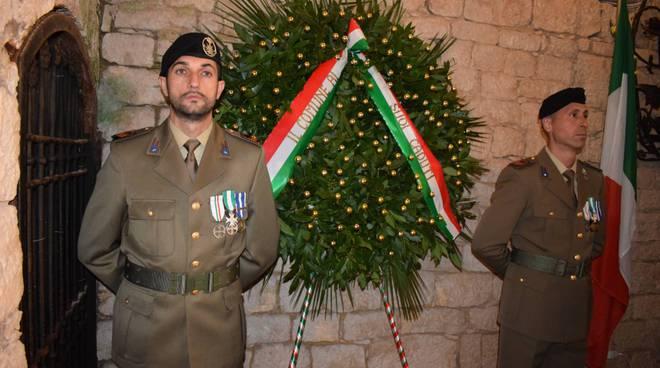 Esercito sacrario militare Campobasso