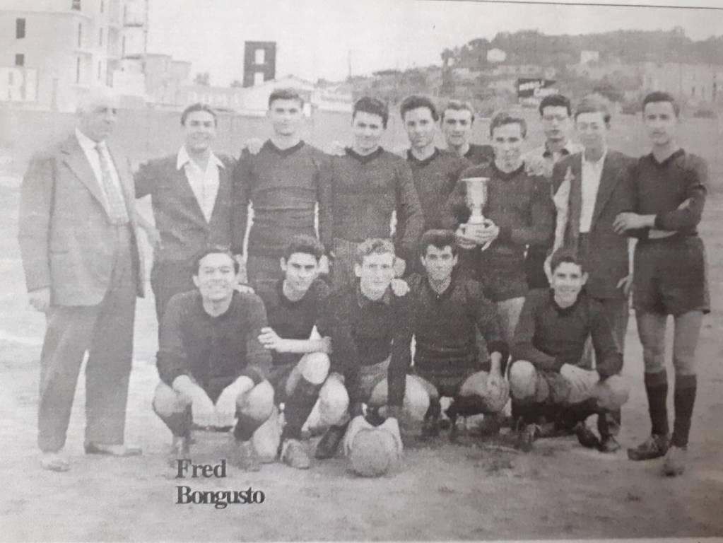 Fred Bongusto calciatore